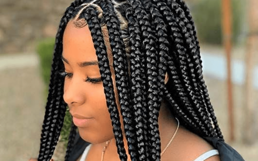 The Difference Between Knotless Braids and Box Braids