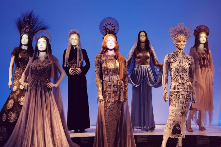 Jean Paul Gaultier exhibition in Kunsthalle Munich on Stylight's blog