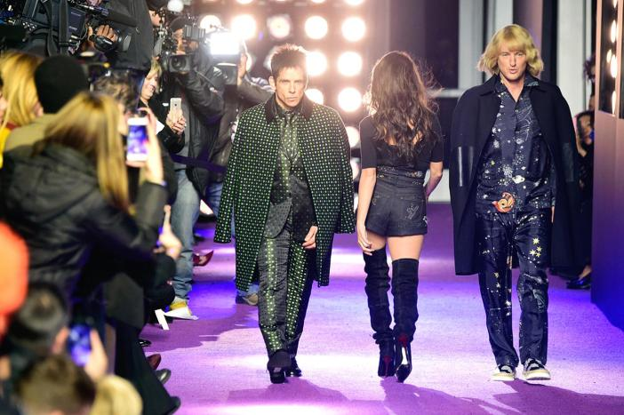 Zoolander 2 premiere NYC Unconventional fashionistas