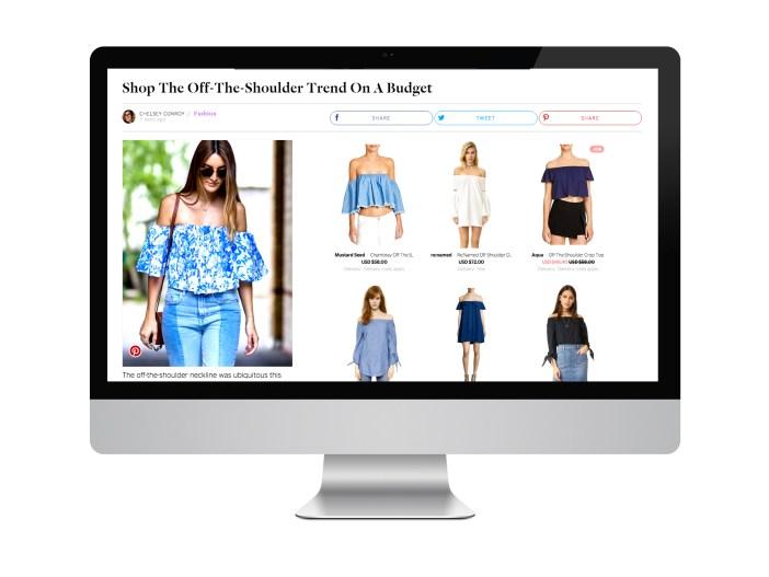 Stylight - Website