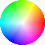 - small colourwheel - Colour Wheel – Part 1 – Styling Android