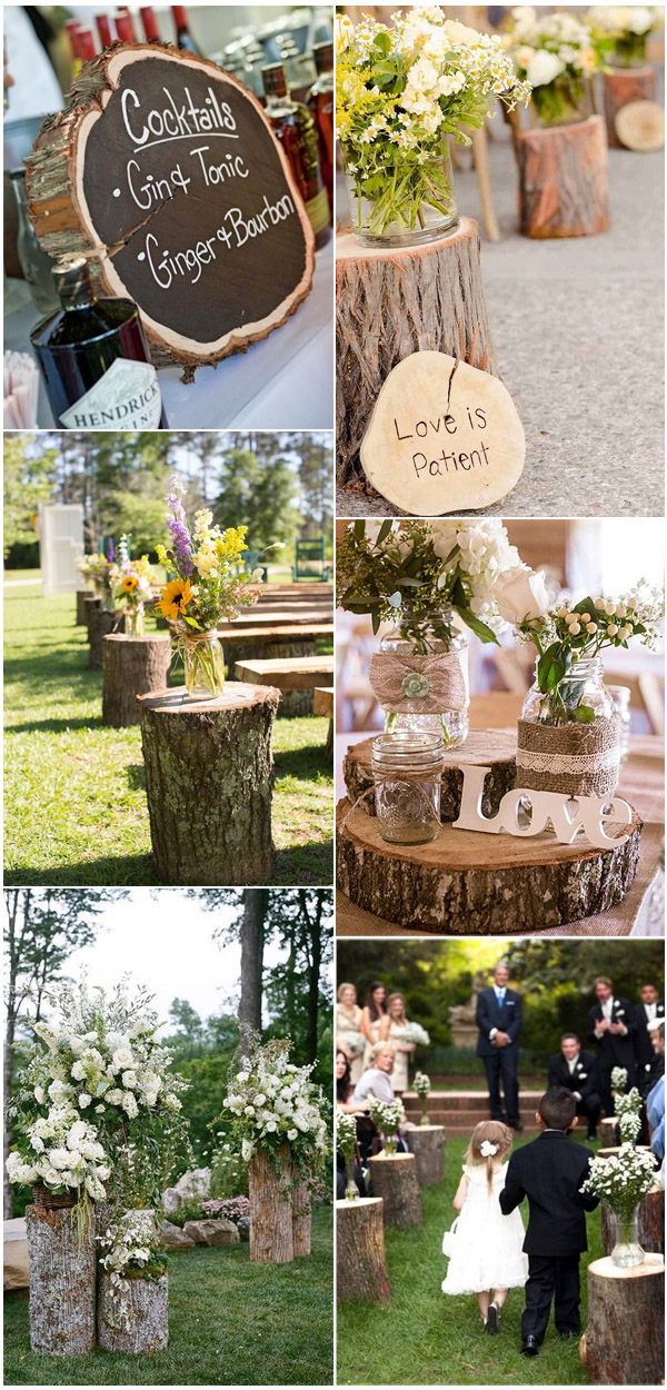 Image Of Country Wedding Decorations Ideas