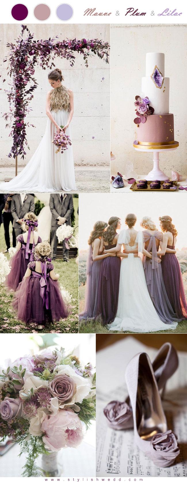 Color Blush Palette Dresses