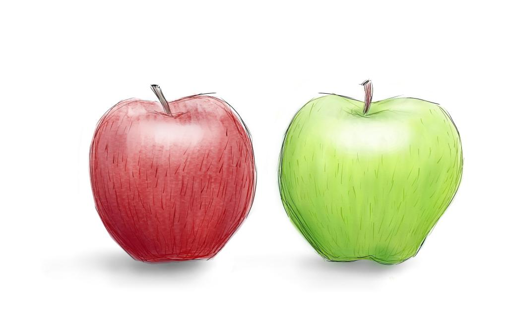 Code documentation and code comments are different, like red and green apples.