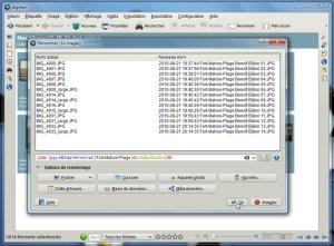 Renommer les fichiers à l'aide des métadonnées (digiKam)