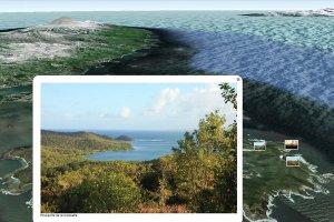 Photos exportées par digiKam puis affichées dans Google Earth