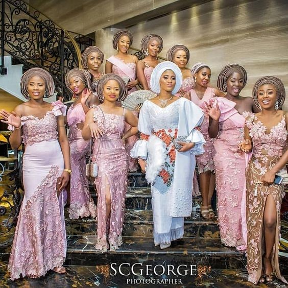 5 Ways To Achieve An Aso-ebi Look Without Selling Aso-ebi | Sugar ...
