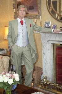 Edward Morning Suit