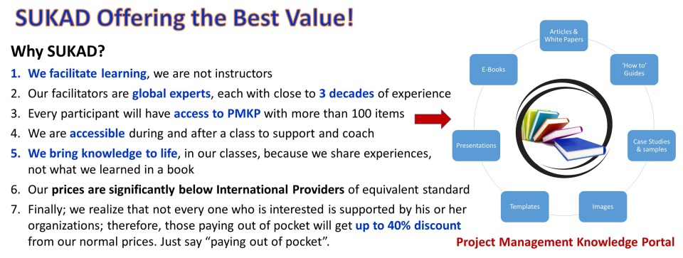 Best Value by SUKAD Project Management