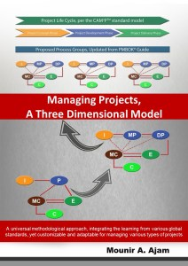 Managing Project - A Three Dimensional Model