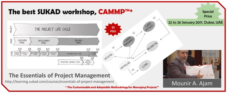 The Essentials of Project Management Workshop