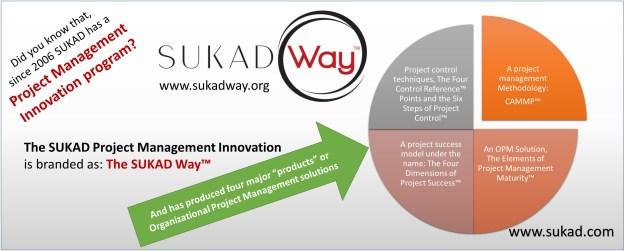 The SUKAD Way, Project Management Innovation Program