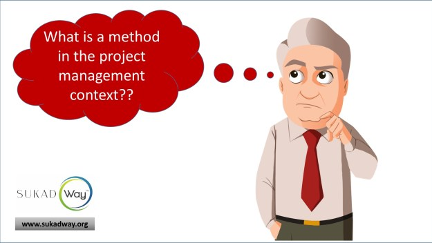 What is a project management method?