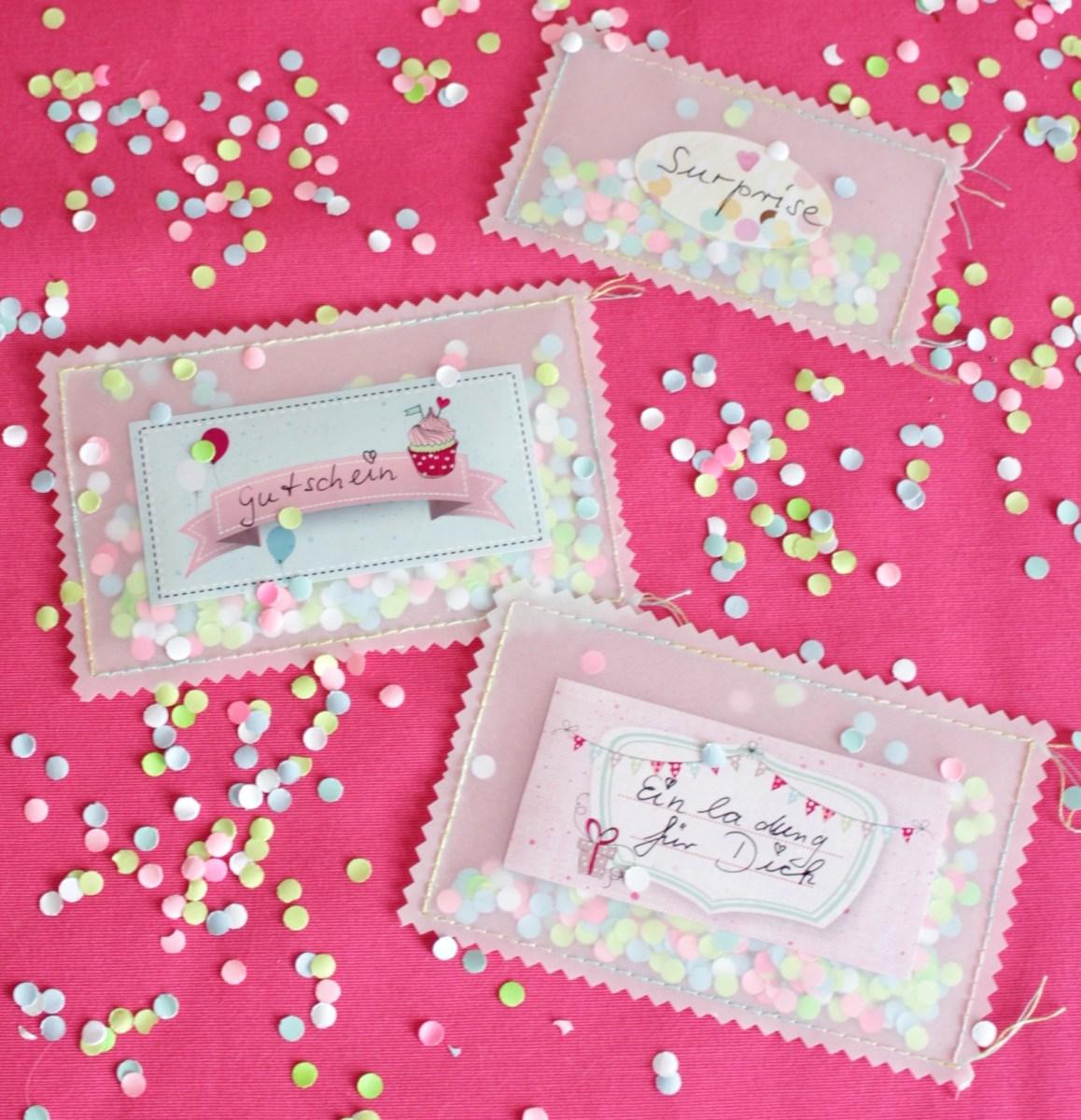 Ina's kleine Geschenkideen #2