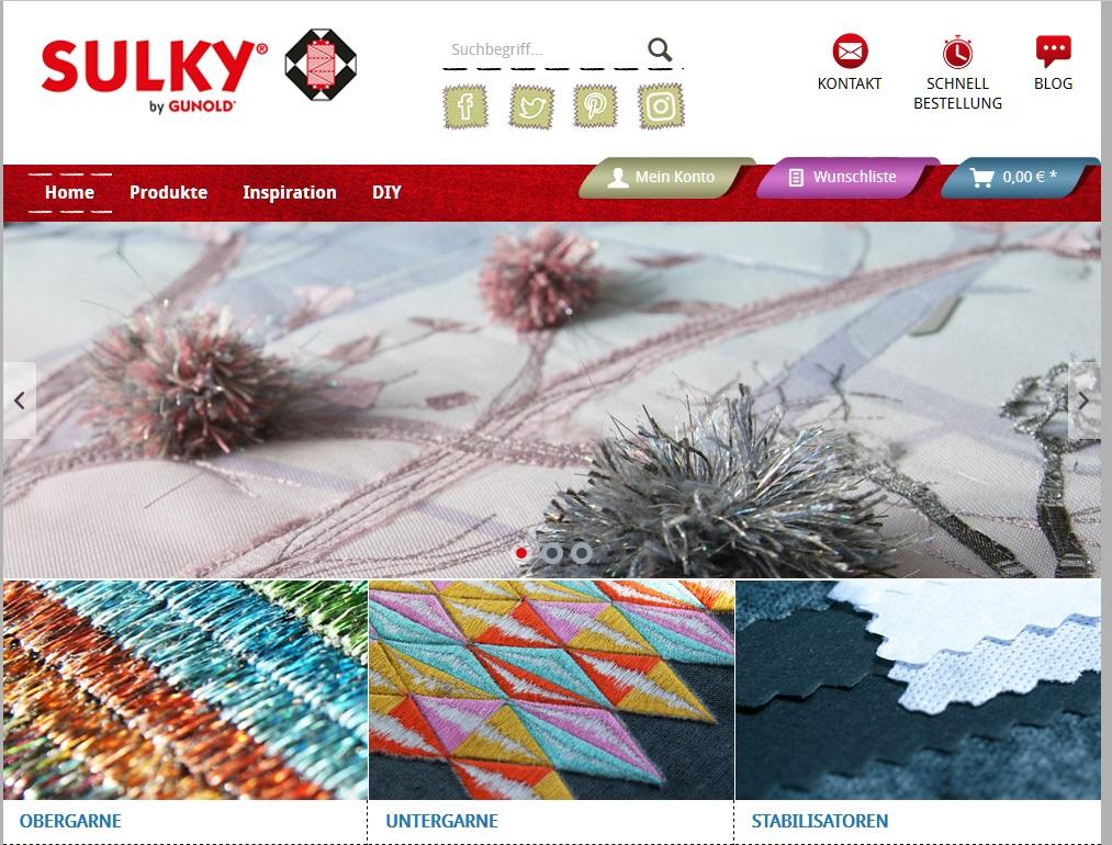 Sulky Online Shop   SULKY® Blog