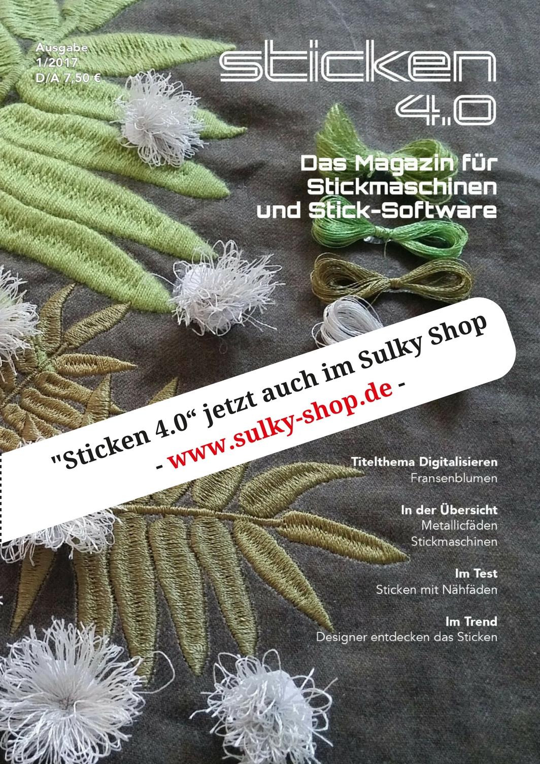 """Sticken 4.0"""" jetzt auch im Sulky Shop.jpg"""