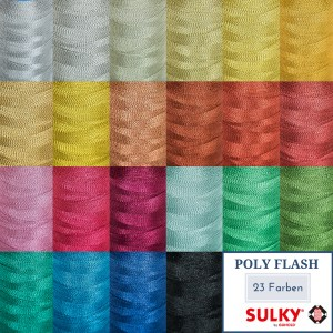 Poly Flash 23 Farben