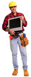"Every contractor should have a computer as part of his ""toolbelt"""