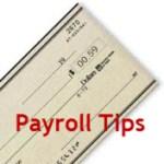 QuickBooks payroll tips