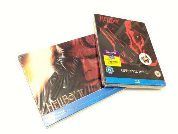 hellboy combo steelbook