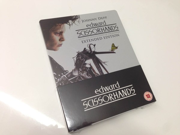 Edward Scissorhands steelbook (2)