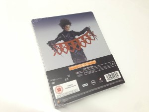 Edward Scissorhands steelbook (3)
