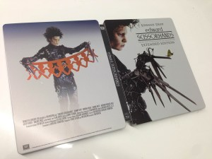 Edward Scissorhands steelbook (5)