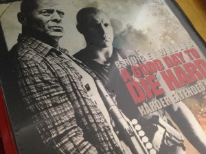 a good day to die hard - steelbook