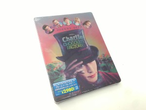 charlie and the chocolate factory steelbook japan (2)