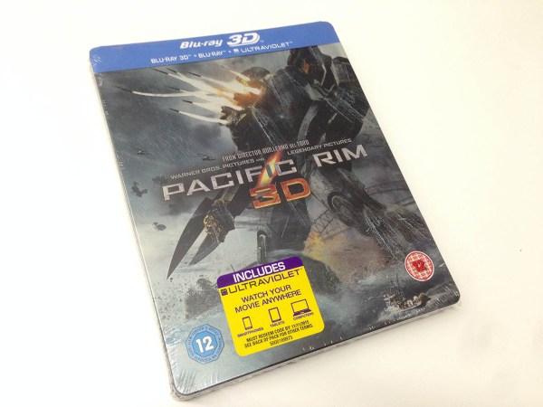 pacific rim 3d - steelbook (1)