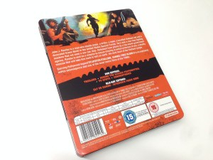 Rambo - First blood part 2 steelbook (2)