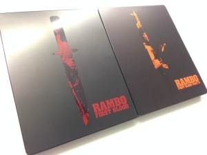 Rambo - First blood part 2 steelbook (9)