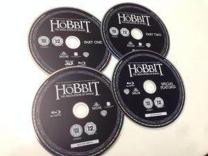 the hobbit - the desolation of smaug - steelbook 3d (5)
