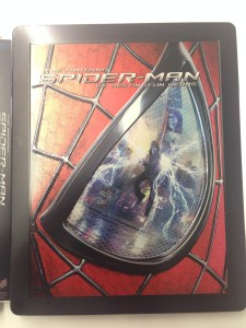 amazing spiderman 2 steelbook (6) alternative