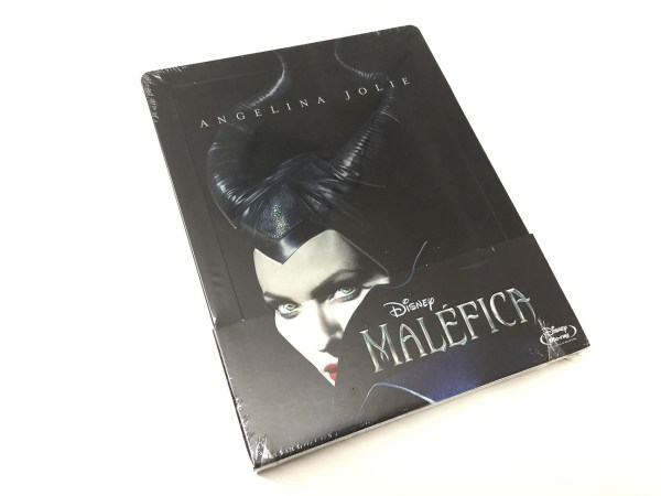 maleficient steelbook spanish (1)