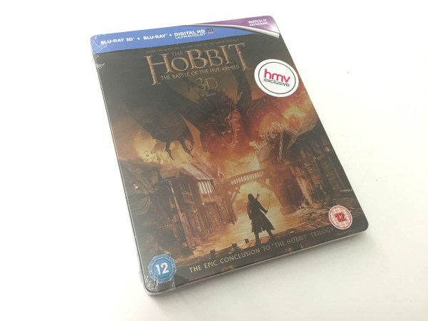 the hobbit battle of five armies steelbook (1)