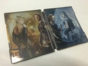 la chasseur et la reine des glaces steelbook france (5)