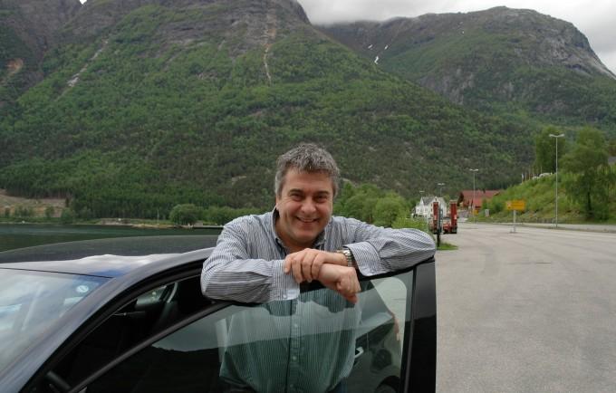 Theo Reus noorwegen huurauto