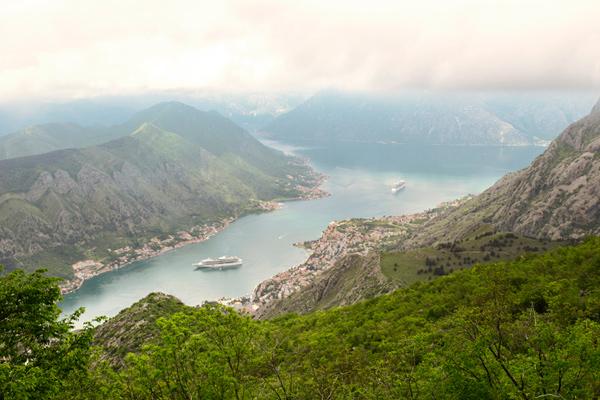 Montenegro Boka Bay huurauto