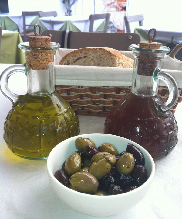 griekenland stedentrip olijven