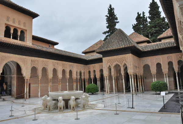 Andalusië Alhambra