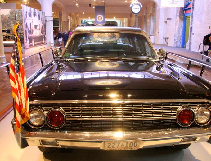 rondreis amerika detroit ford museum