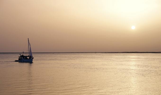 Algarve reistips ria formosa