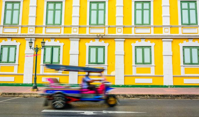 Algarve reistips tuktuk tavira
