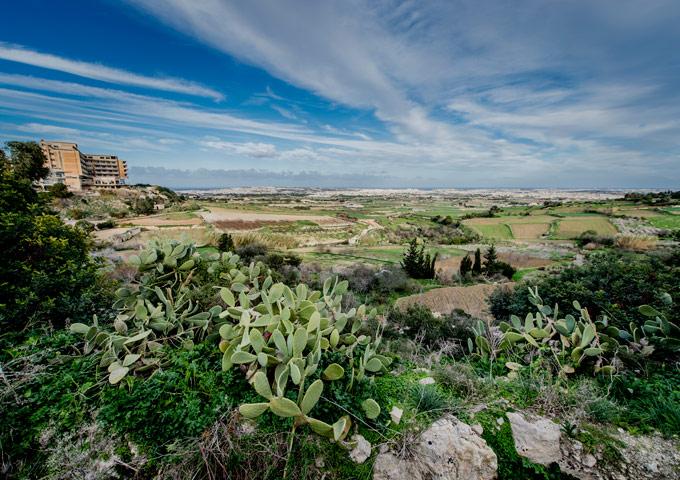 Malta uitzicht eiland