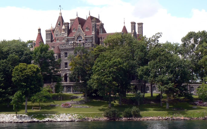 boldt castle canada roadtrip