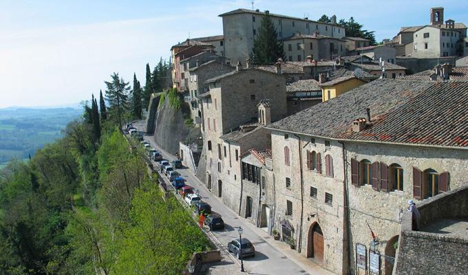 Umbrie Italie vakantie