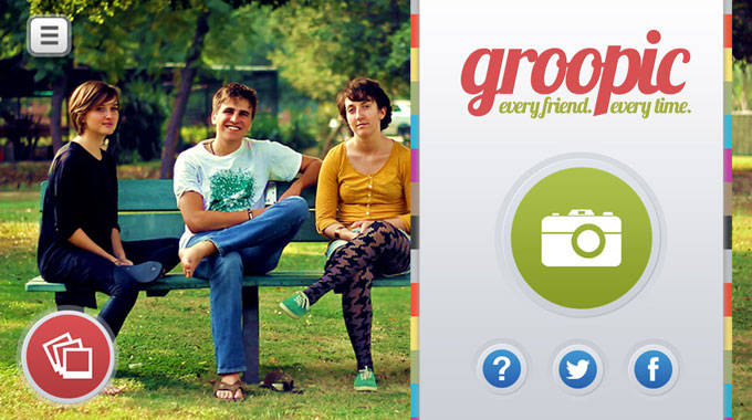 app groopic foto