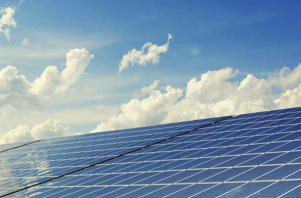 太陽能電廠