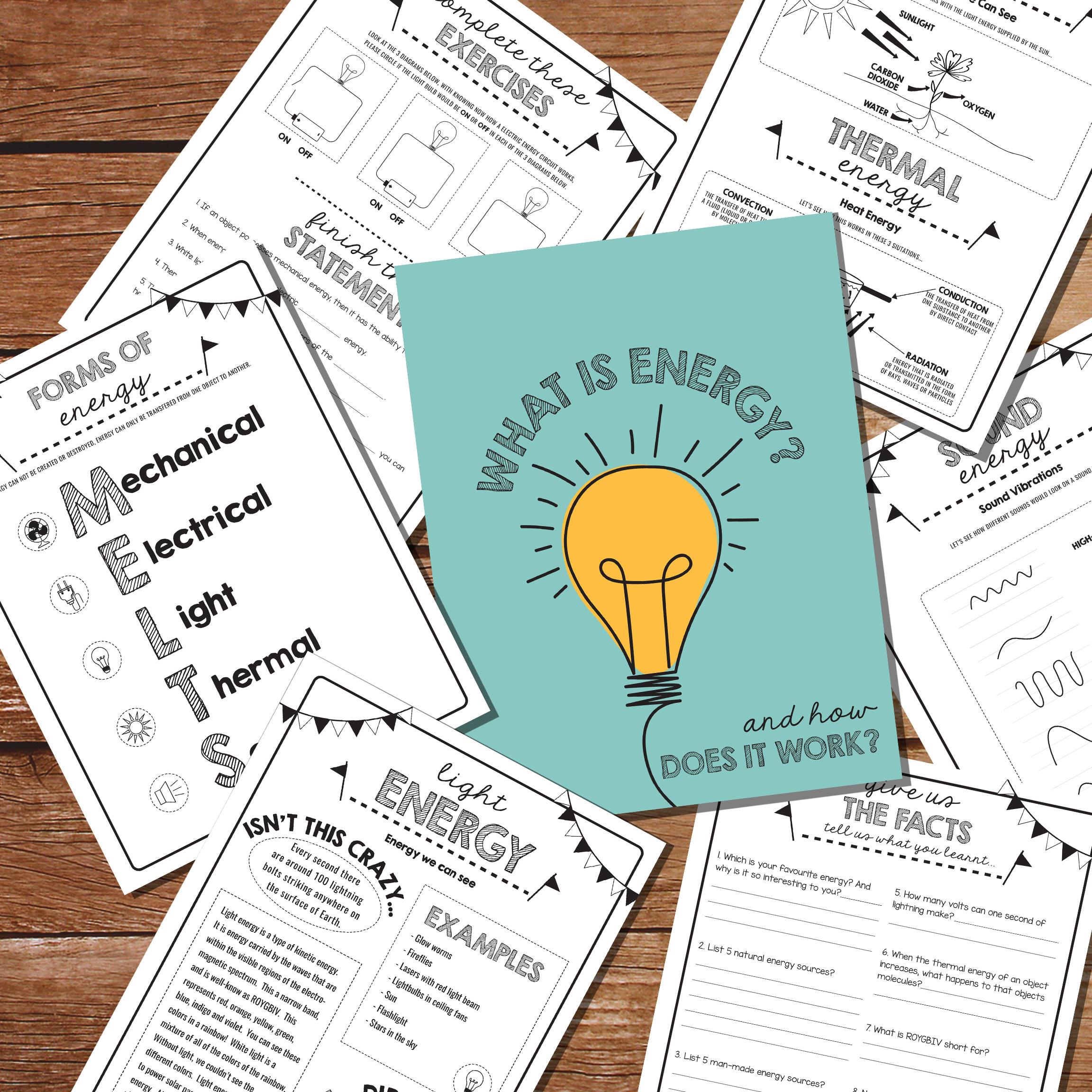 Printable Science Worksheets To Make Science Fun